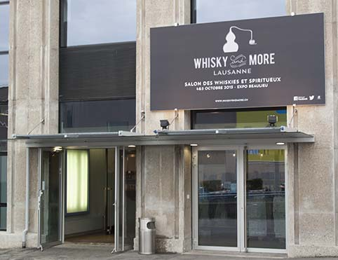 Whisky & More: le salon du whisky à Lausanne  Guérilla Gourmande